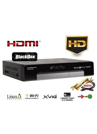 Goldmaster Goldmaster HD-1060 PVR Dijital Uydu Alıcısı Renkli